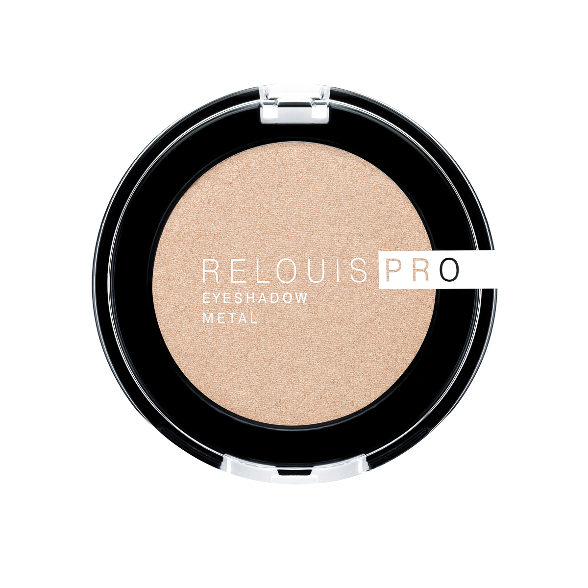 Relouis - PRO - Тени для век Eyeshadow METAL